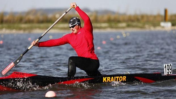 Русский каноист Крайтор одержал победу полуфинальный заездОИ на200 метров