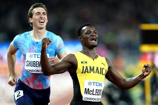 Кубанский легкоатлет одержал победу серебро вбеге начемпионате мира встолице Англии