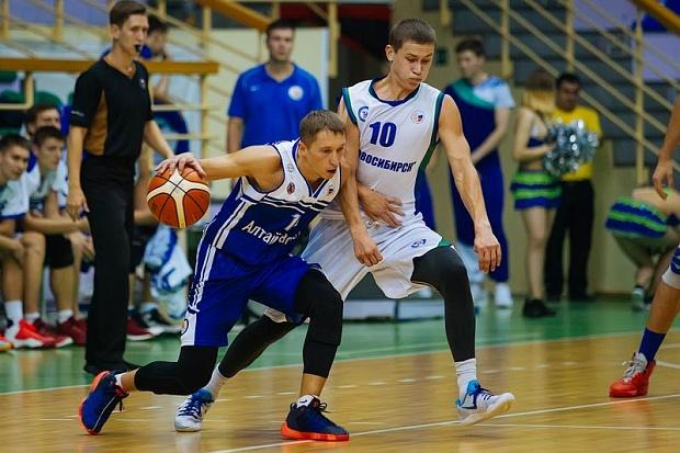 БК «Иркутк» навыезде одержал победу над командой «Новосибирск»