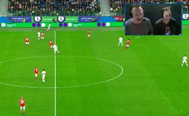 Сборная Испании неудержала победу над Россией втоварищеском матче