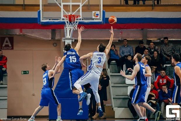«Алтайбаскет» повел вчетвертьфинальной серии Суперлиги-3 против «Нефтехимика»