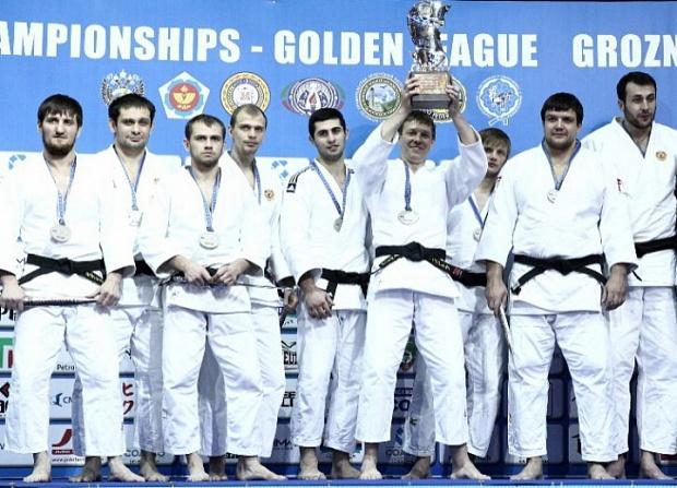 Дзюдоисты команды «Явара-Нева» выиграли сереброЧЕ среди клубов «Золотая лига»
