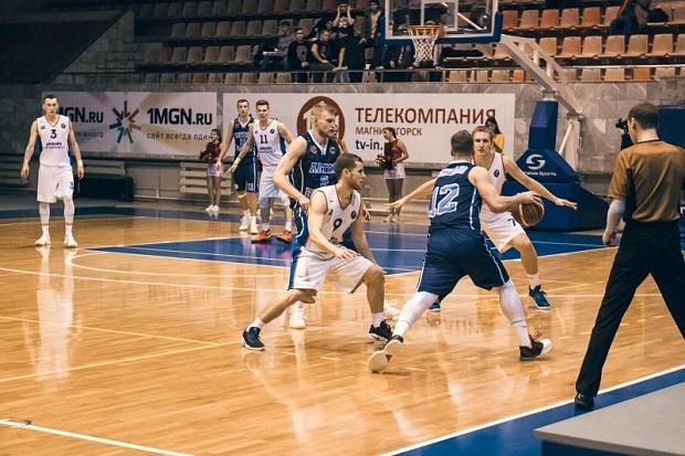 Баскетбольный «Уфимец» обыграл гостей из«АлтайБаскет»
