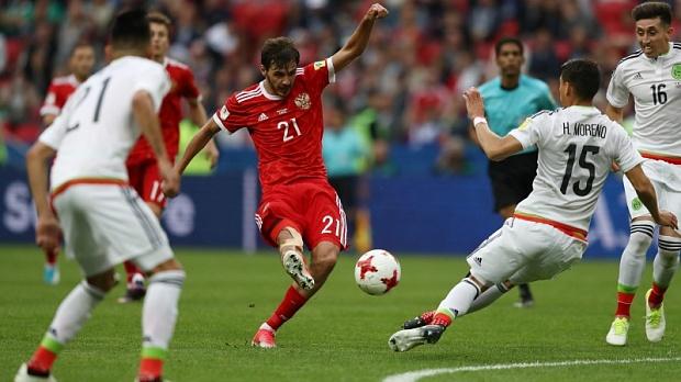 Португалия разгромила новейшую Зеландию на«Санкт-Петербург Арене»